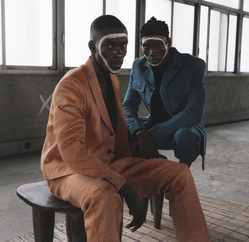 Gravalot, moda afro-contemporánea y Paris Fashion Week SS22