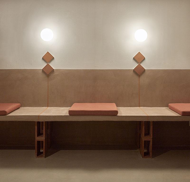 Horma Estudio diseña un restaurante cálido y con ritmo