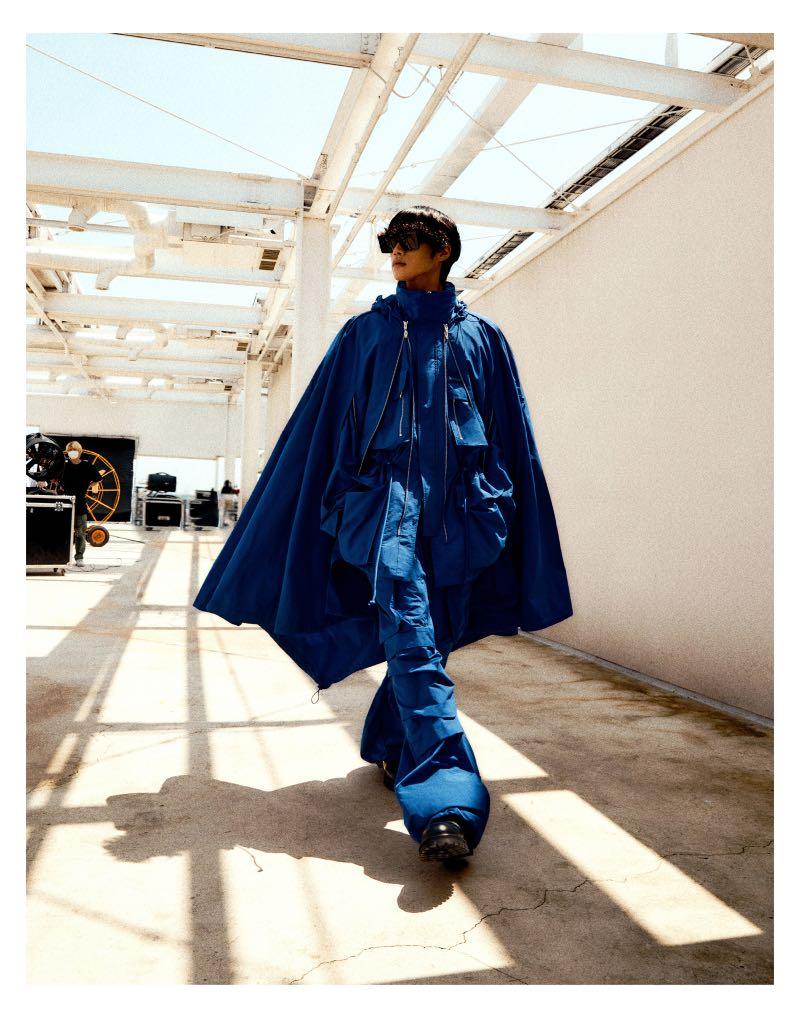 Juun.J SS22: el rey del streetwear unisex, joven y ligero