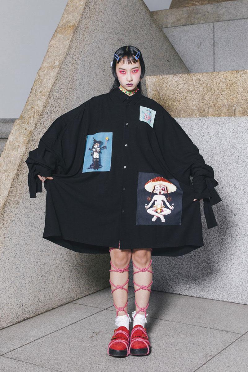 Kidill SS22 en Paris Fashion Week: