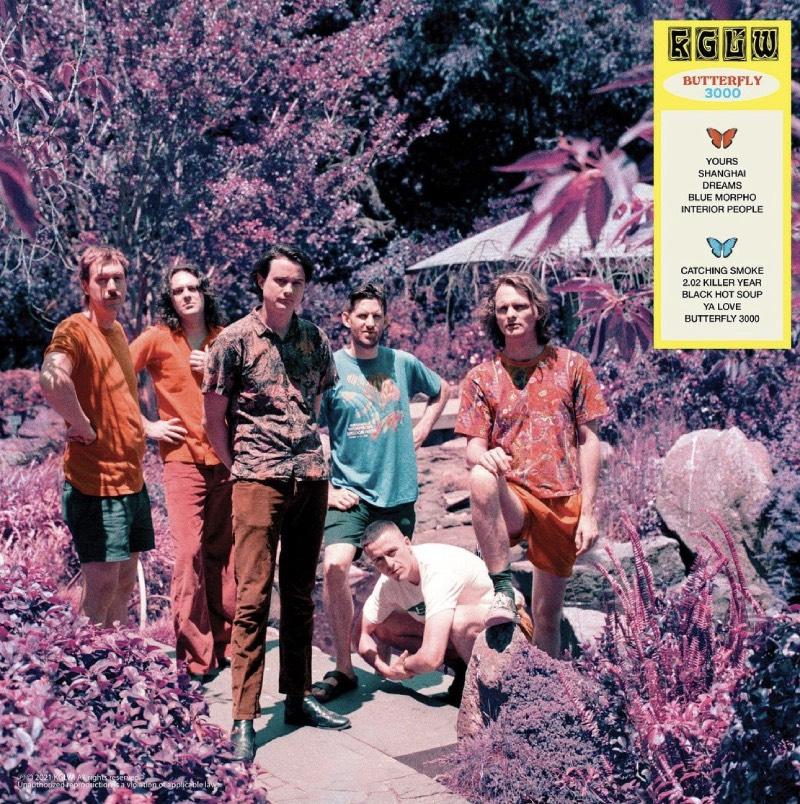 King Gizzard & The Lizard Wizard publican nuevo disco