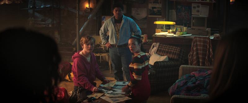 La calle del terror, trilogía de miedo juvenil de Netflix