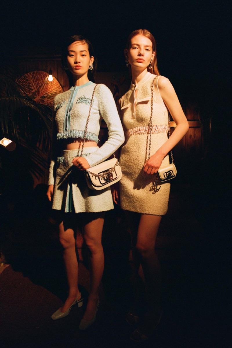 Lanvin SS22 en Paris Fashion Week