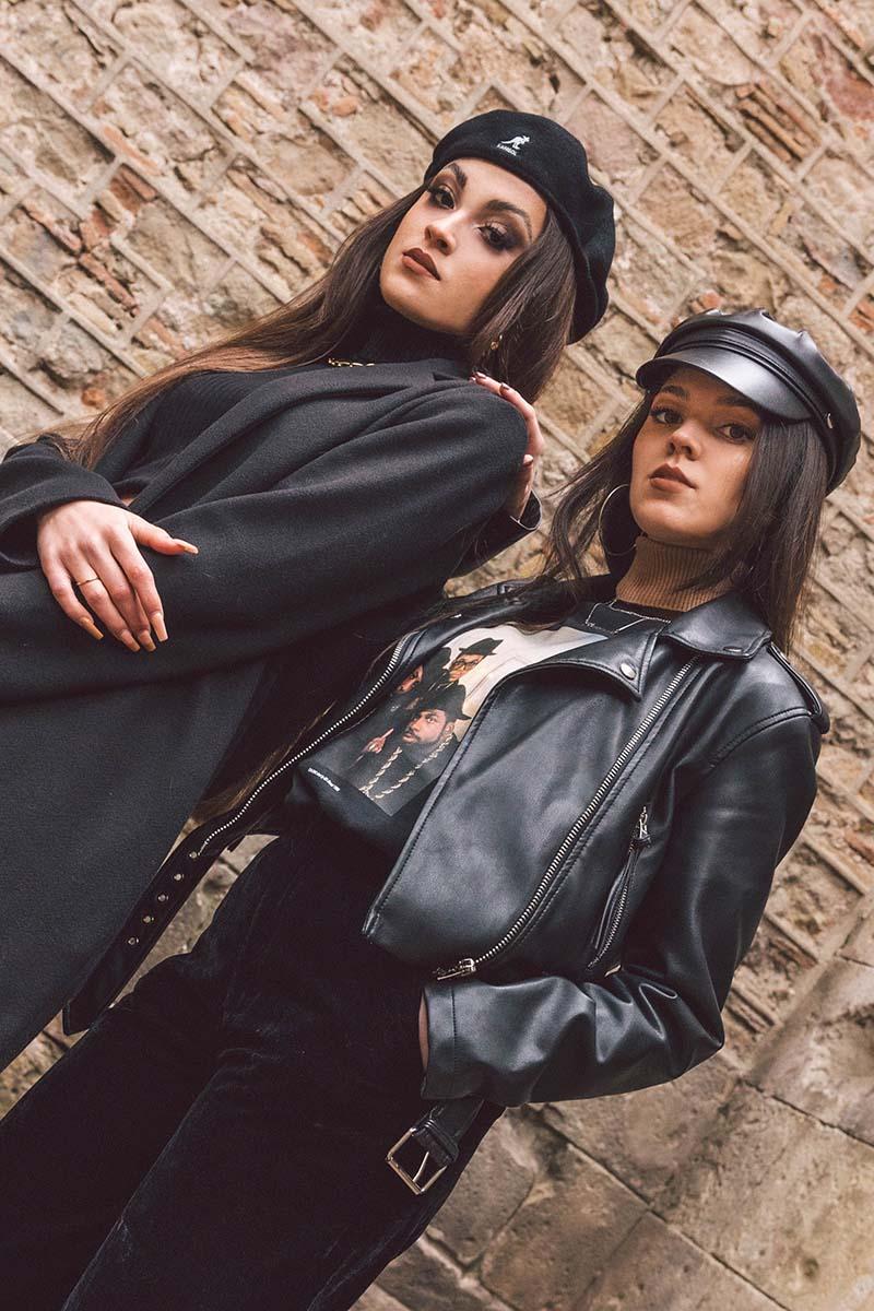 Las Ninyas del Corro, el dúo atípico del rap español