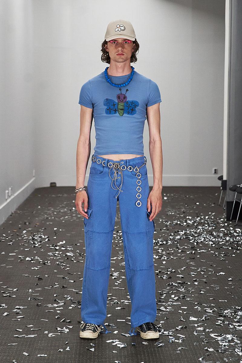 Lazoschmidl SS22 en Paris Fashion Week: