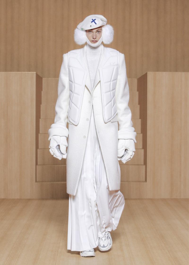 Louis Vuitton SS22 by Virgil Abloh, la película