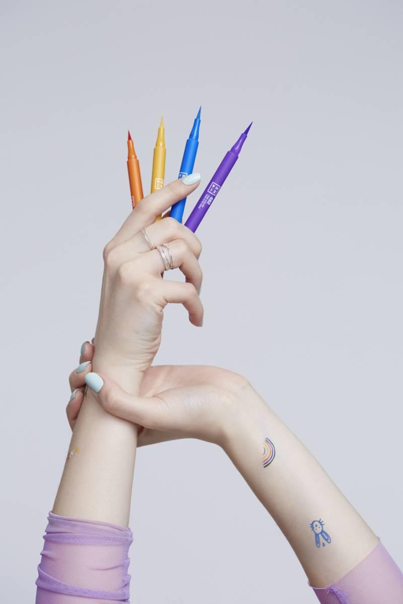 Libera tu creatividad con My-Liner de 3INA