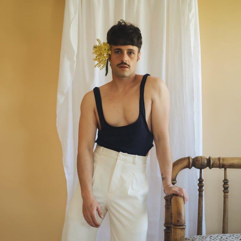 Nacho Uve se desnuda para nosotros
