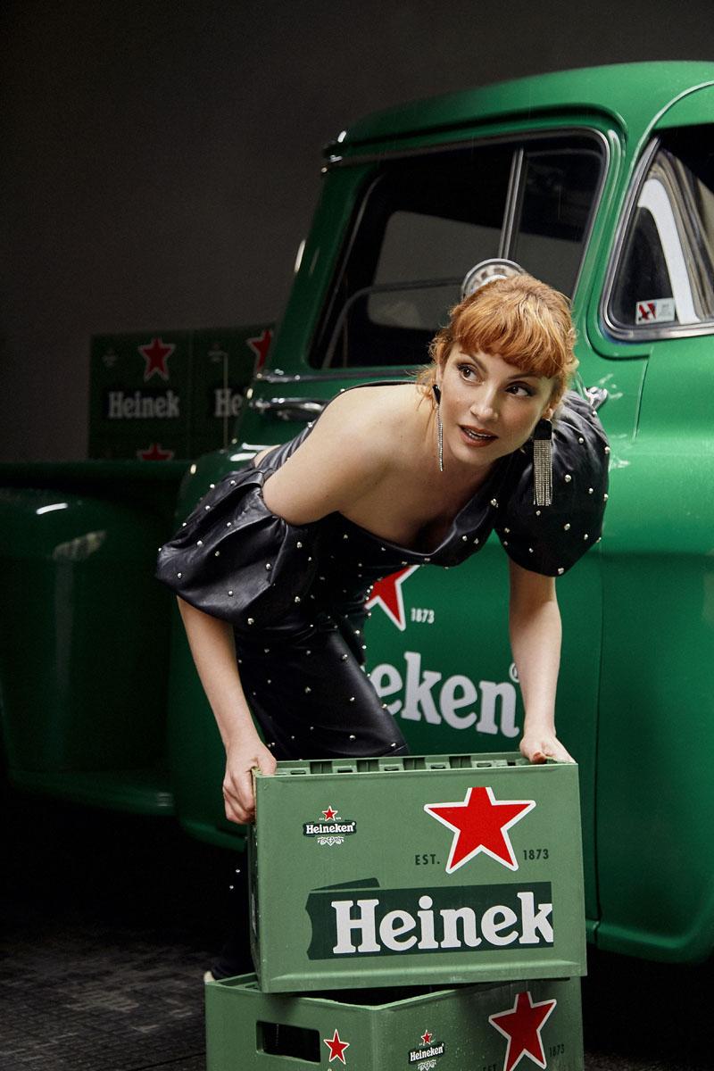 Najwa Nimri: embajadora de Pura Malta de Heineken