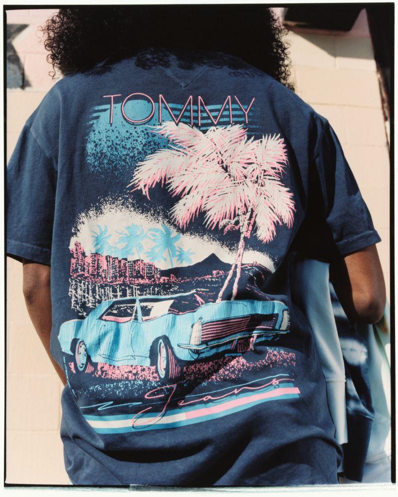Tommy Jeans SS21: Un must para disfrutar el verano al 100%