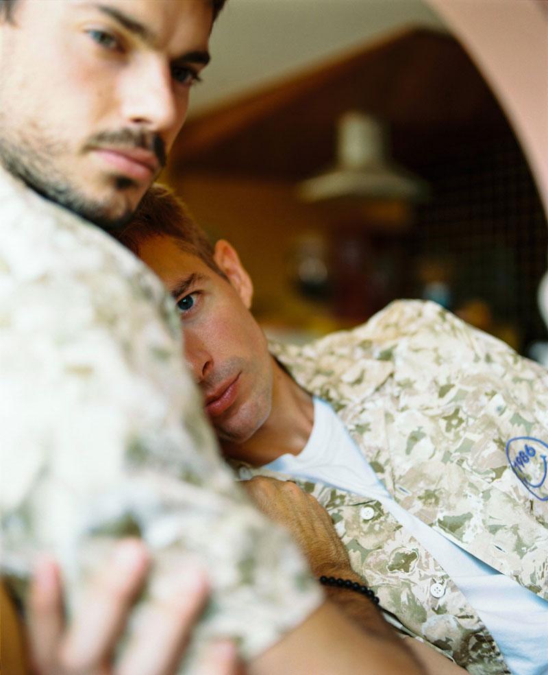 Albert Madaula y Carlos Arrieta, orgullo por su amor
