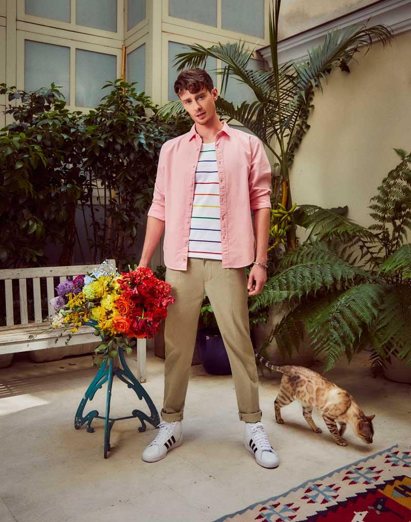 Alexander Campbell y su Orgullo por las flores