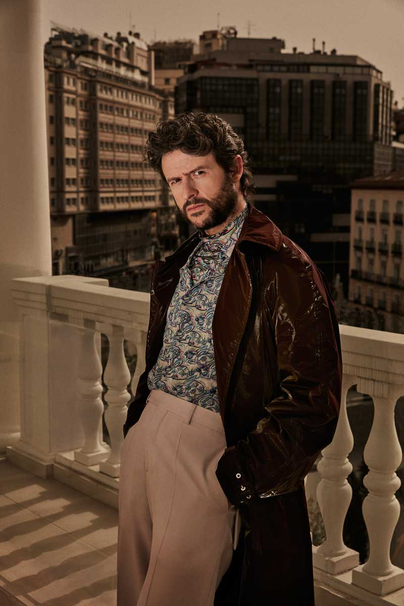 Diego Martín se estrena en 2 series: Élite y Supernormal