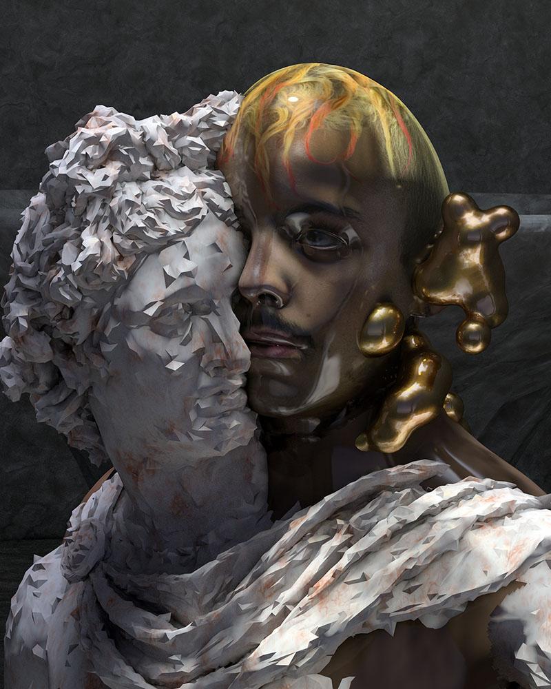 El Olimpo inclusivo del diseño 3D: Esplendor x Guerri