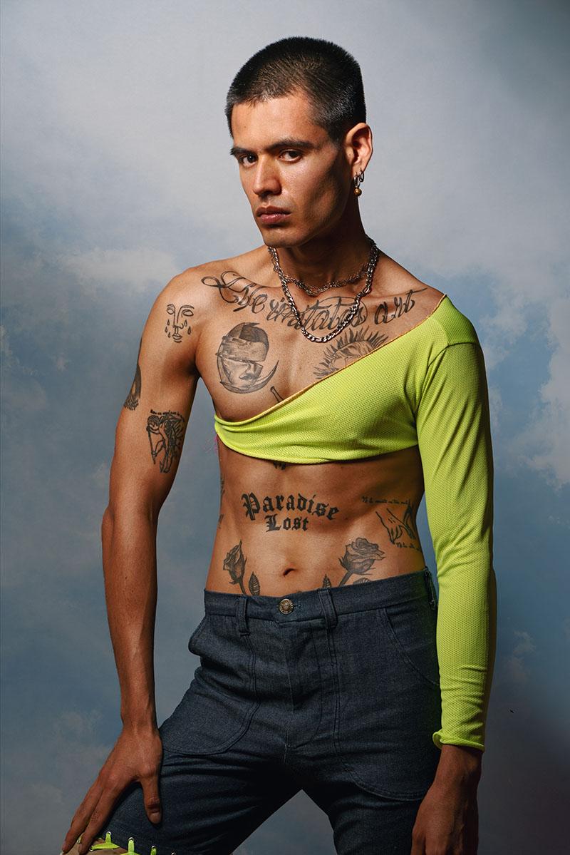 Fotografía de moda en Mexico: Ieve González