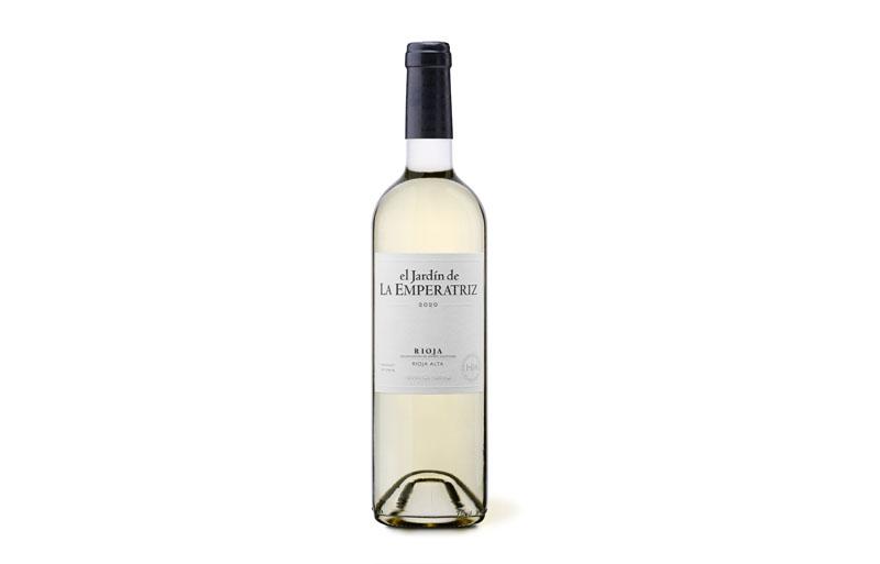 Dos vinos blancos Top de los Viñedos Hermanos Hernáiz