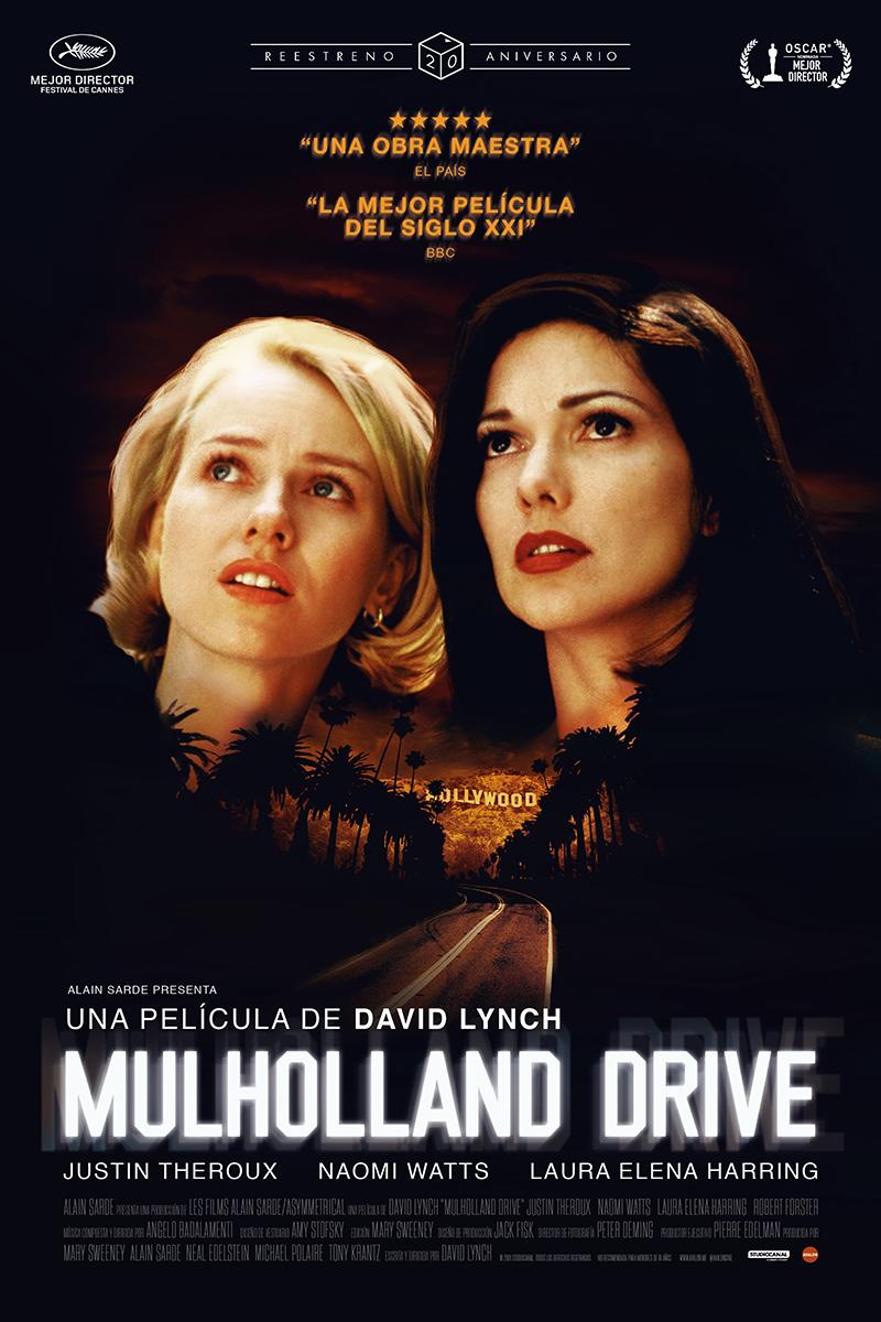 Estreno: Vuelve Mulholland Drive de David Lynch