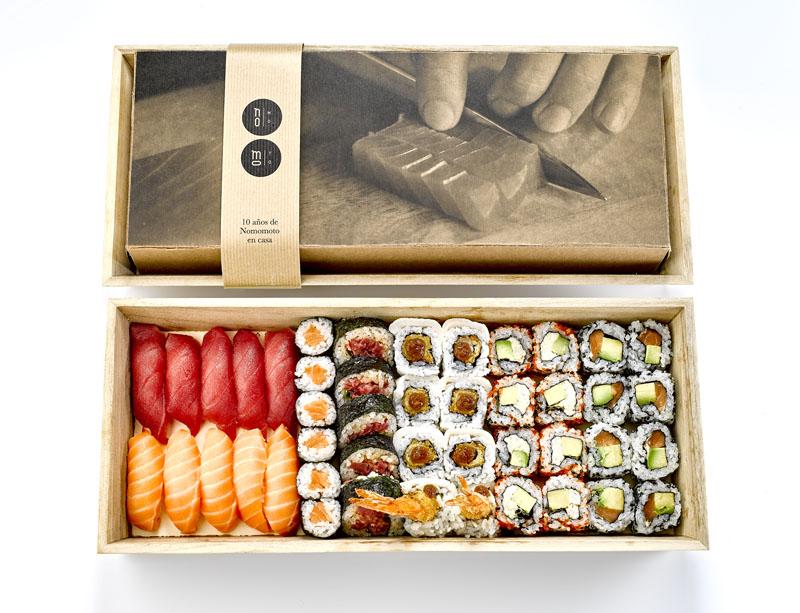 Nomomoto: la revolución delivery japonesa llega Madrid