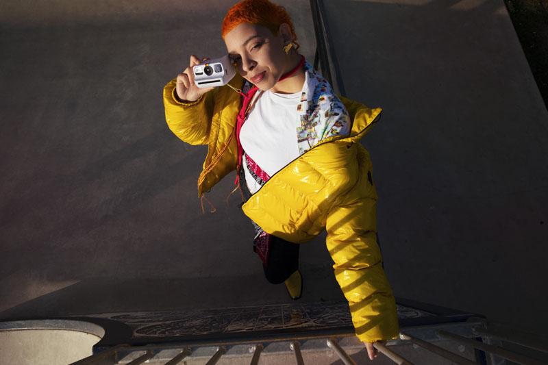 Polaroid Go: la cámara instantánea más pequeña del mundo