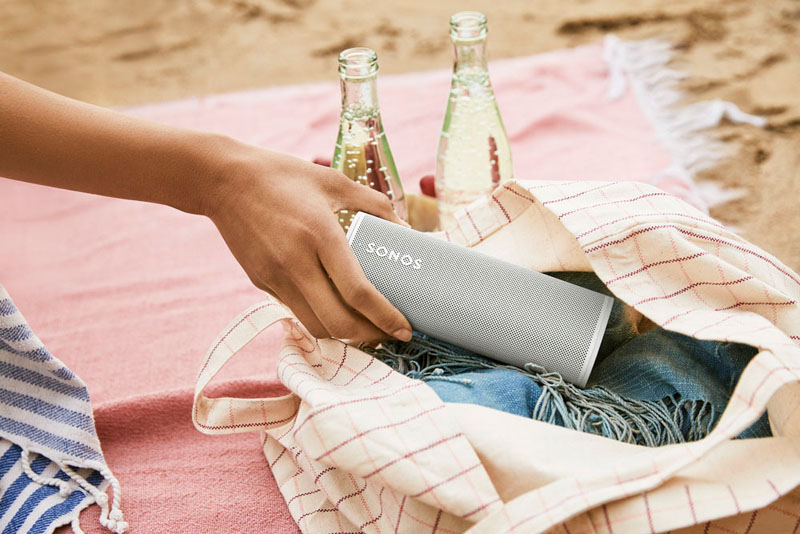 Sonos Roam: el altavoz + asequible de la marca californiana