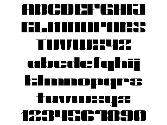 Tipografía gratuita Arose: una fuente impactante