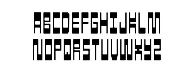 Tipografía gratuita Mayrit: una fuente rompedora