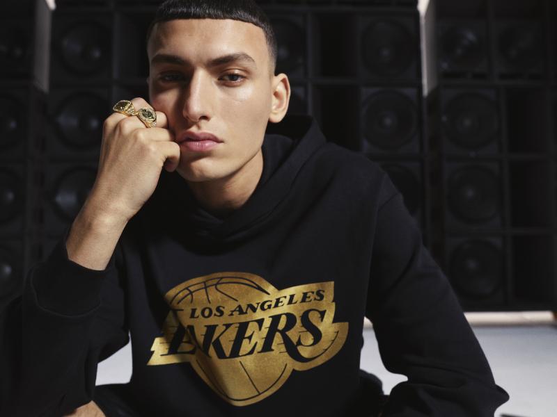 Bershka x NBA: Una colección digna de campeones