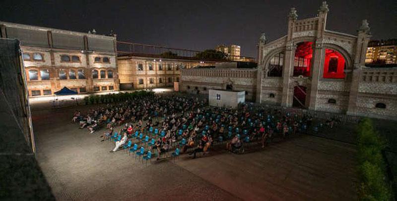 Cines de verano Madrid 2021