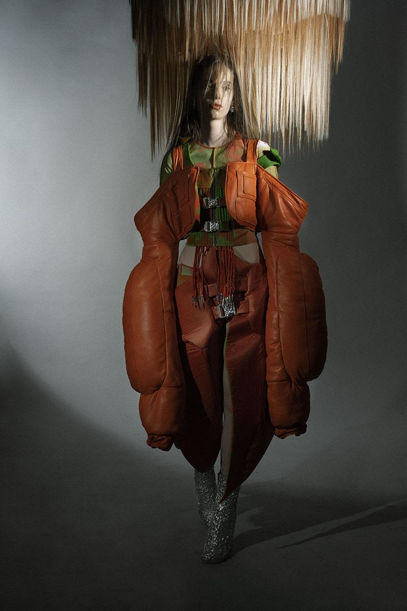 La primera colección de Cristina Milhero: