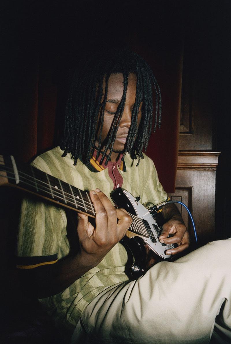 Fred Perry x Nicholas Daley unidos de nuevo por el reggae