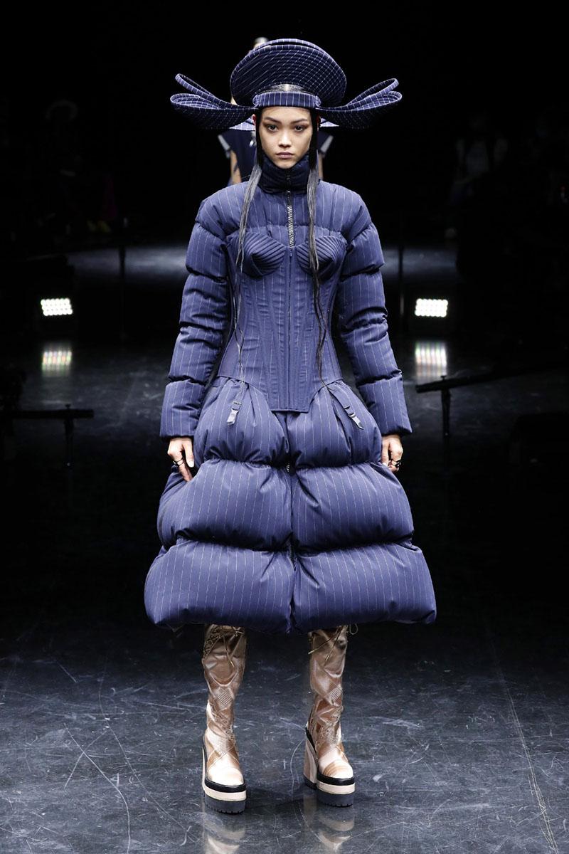 Gaultier Paris by Sacai Haute Couture FW21/22