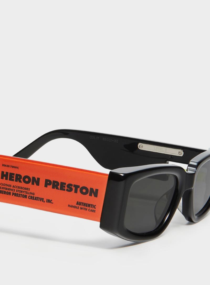 Gentle Monster x Heron Preston: Protección UV de vanguardia
