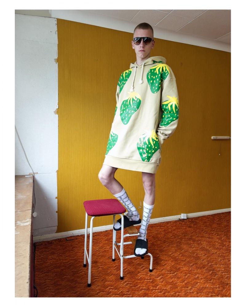 JW Anderson SS22 en Paris Fashion Week