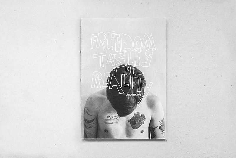 """Freedom Tastes of Reality"" de Juan Barte"