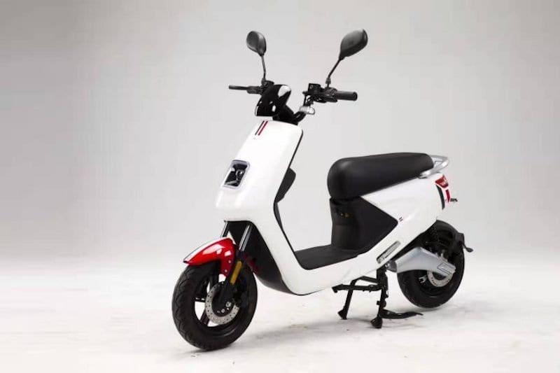 Itálica Small Ride S4: La moto eléctrica más barata