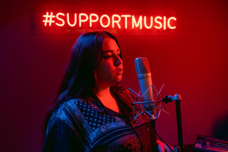 Levi's Music Project da voz al futuro de la música
