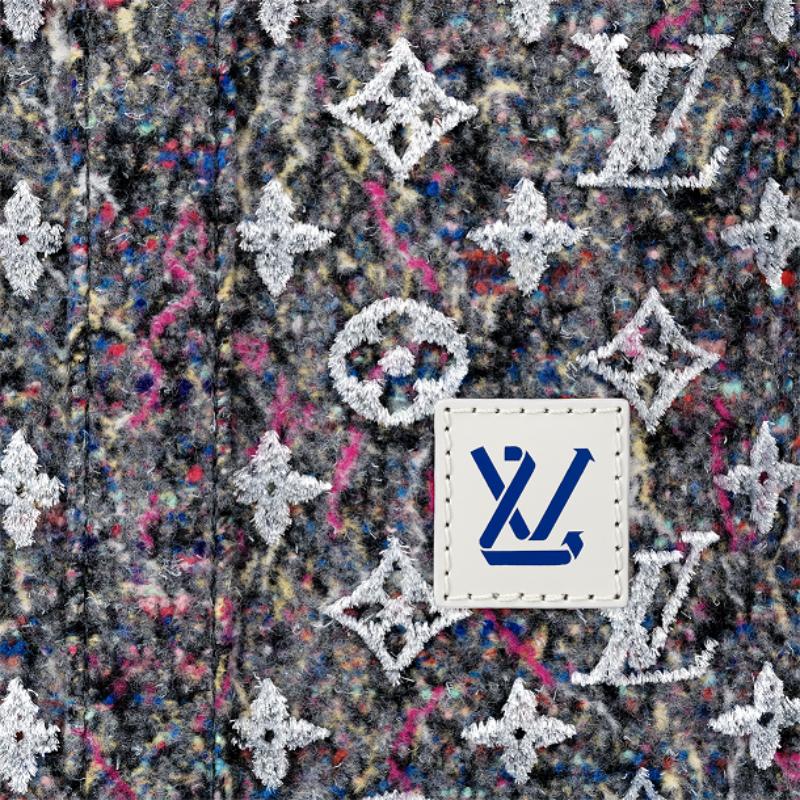 Louis Vuitton Línea Felt: la sostenibilidad más chic