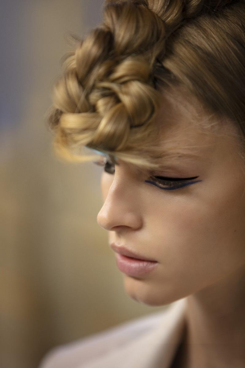 Maquillaje de alta costura: la mirada de Chanel FW21-22