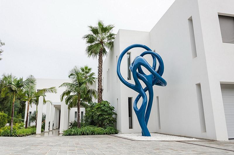 Nick Ervinck. Arte, arquitectura e impresión 3D