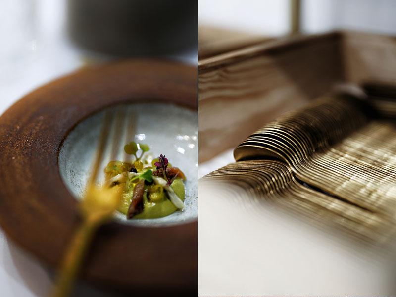 Restaurante Mentica: la huerta riojana rejuvenece en Madrid