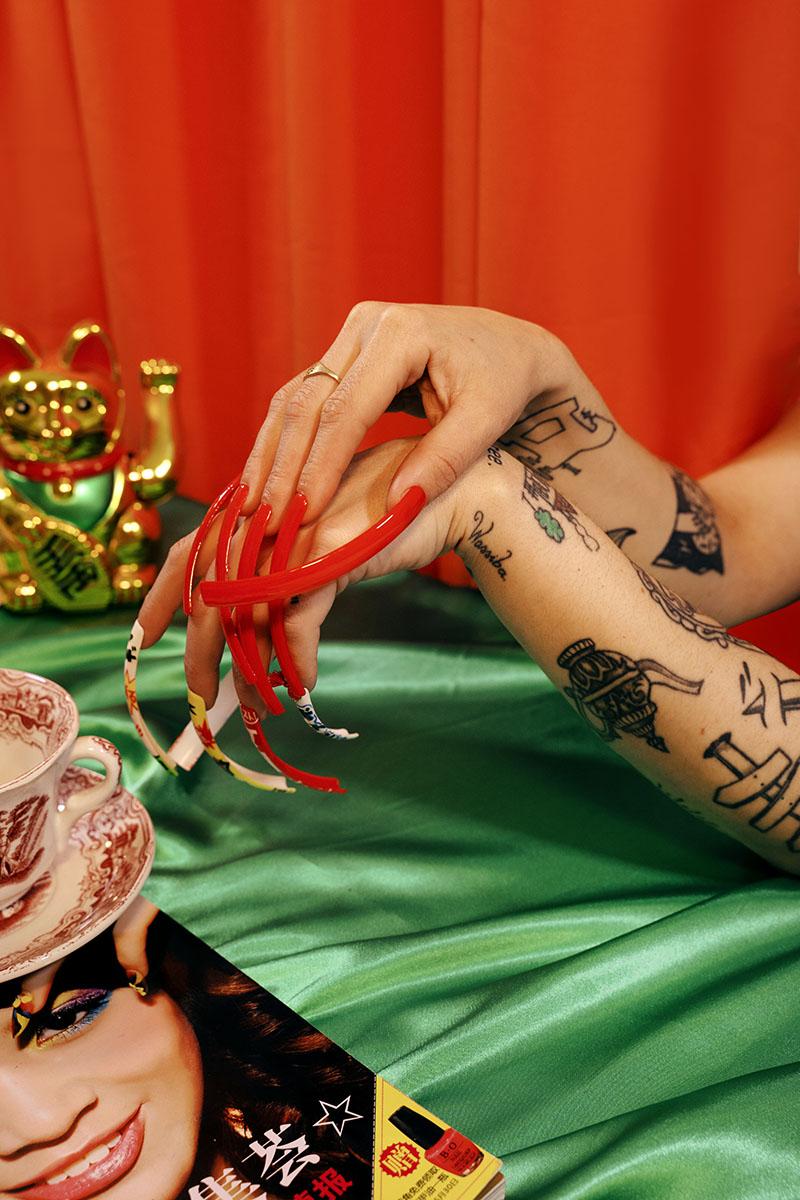 Beauty Hole Nails x Uvei Studio