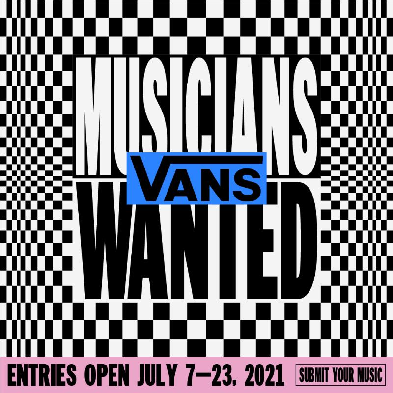 Vans Musicians Wanted 2021, tu nueva oportunidad musical
