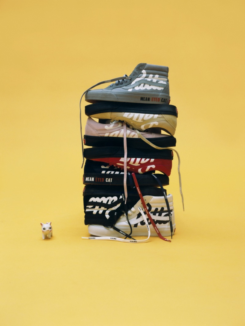 Vault by Vans x Patta: Mean Eyed Cats
