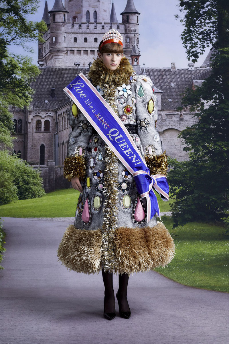Viktor & Rolf Haute Couture AW21: The New Royals