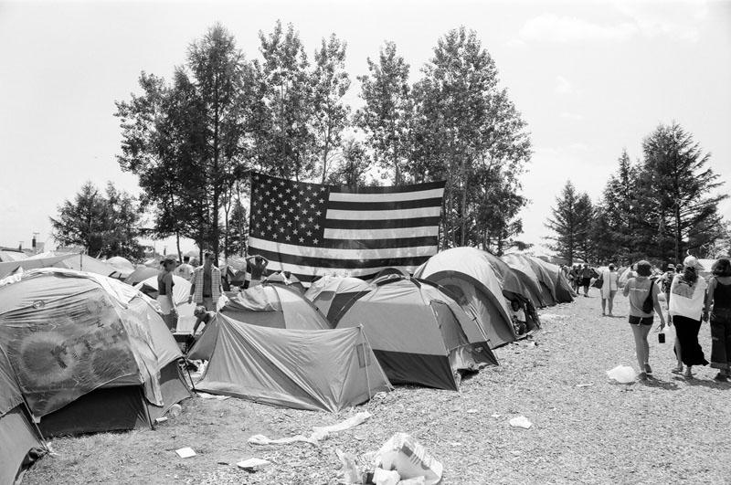 Woodstock 99: Paz, Amor y Furia, el día que murieron los 90
