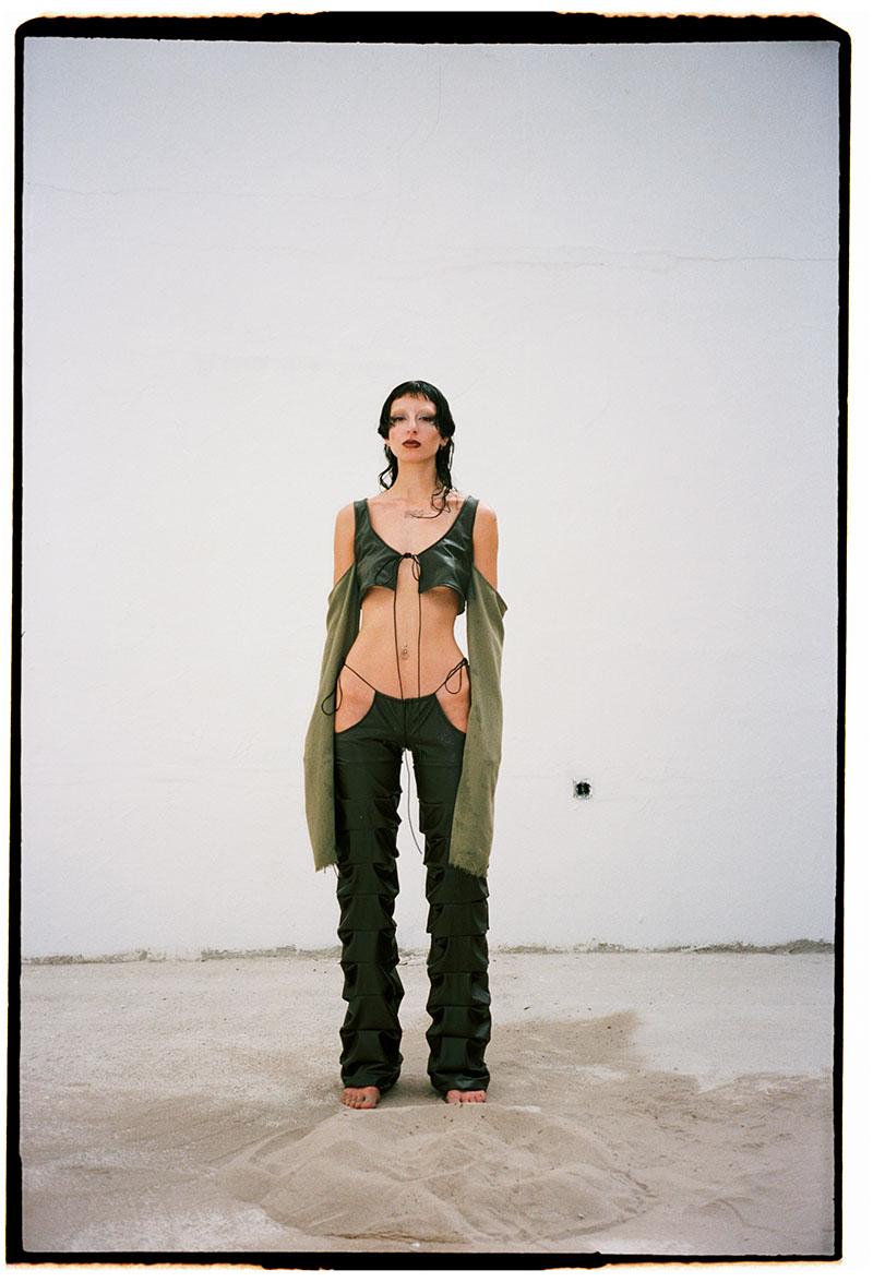 Jóvenes diseñadores de moda en España: Almudena Chuecos