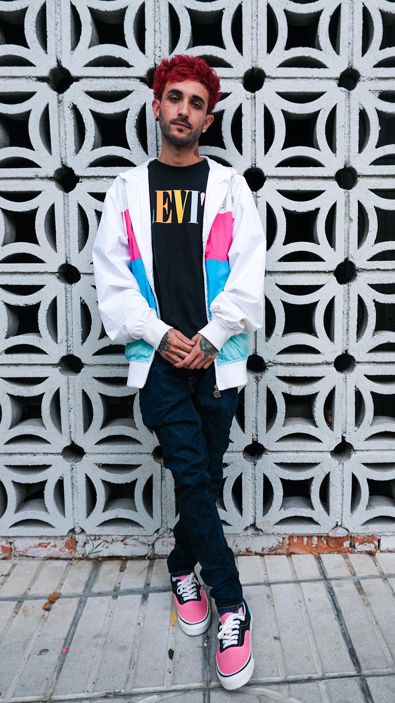 b!lly se adentra en lo urbano con su mezcla de estilos
