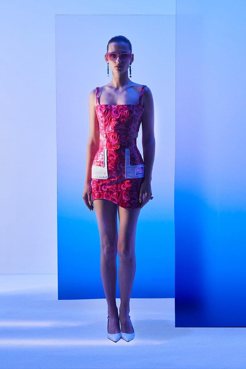 Casablanca Paris SS22 en Paris Fashion Week: Masao San