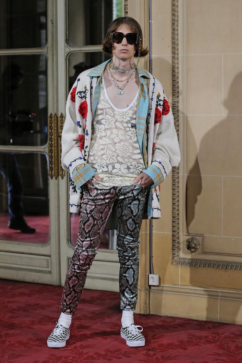 Cool TM SS22 en Paris Fashion Week: Love Festival