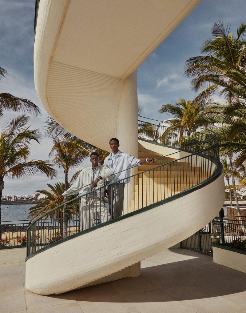 Moda Masculina Especial Verano 2021 en Lanzarote